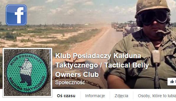 Klub Posiadaczy Kałduna Taktycznego